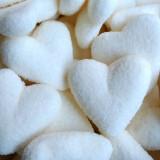 Bonbon Coeur Blanc 1.5kg