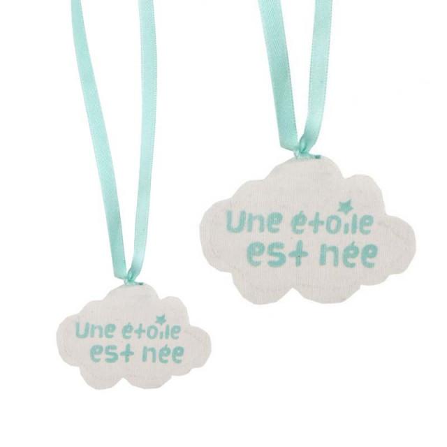 4x Sachet Dragées Etoile Est Née - Bleu
