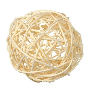 Boule de Rotin x 4