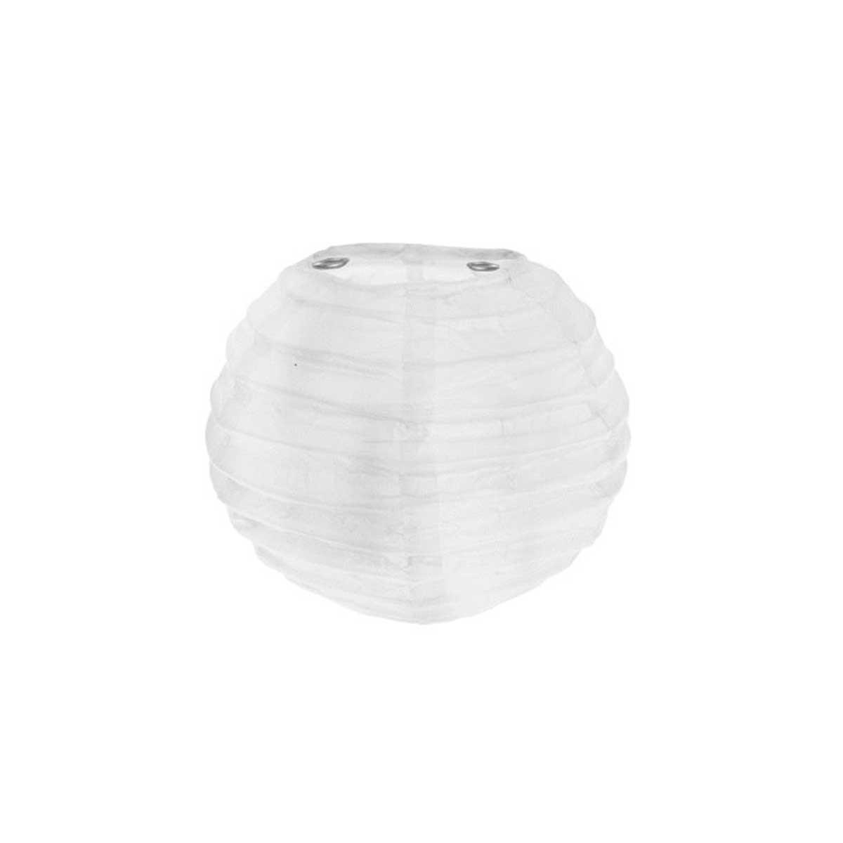 2x Mini Lanterne Papier 7.5cm