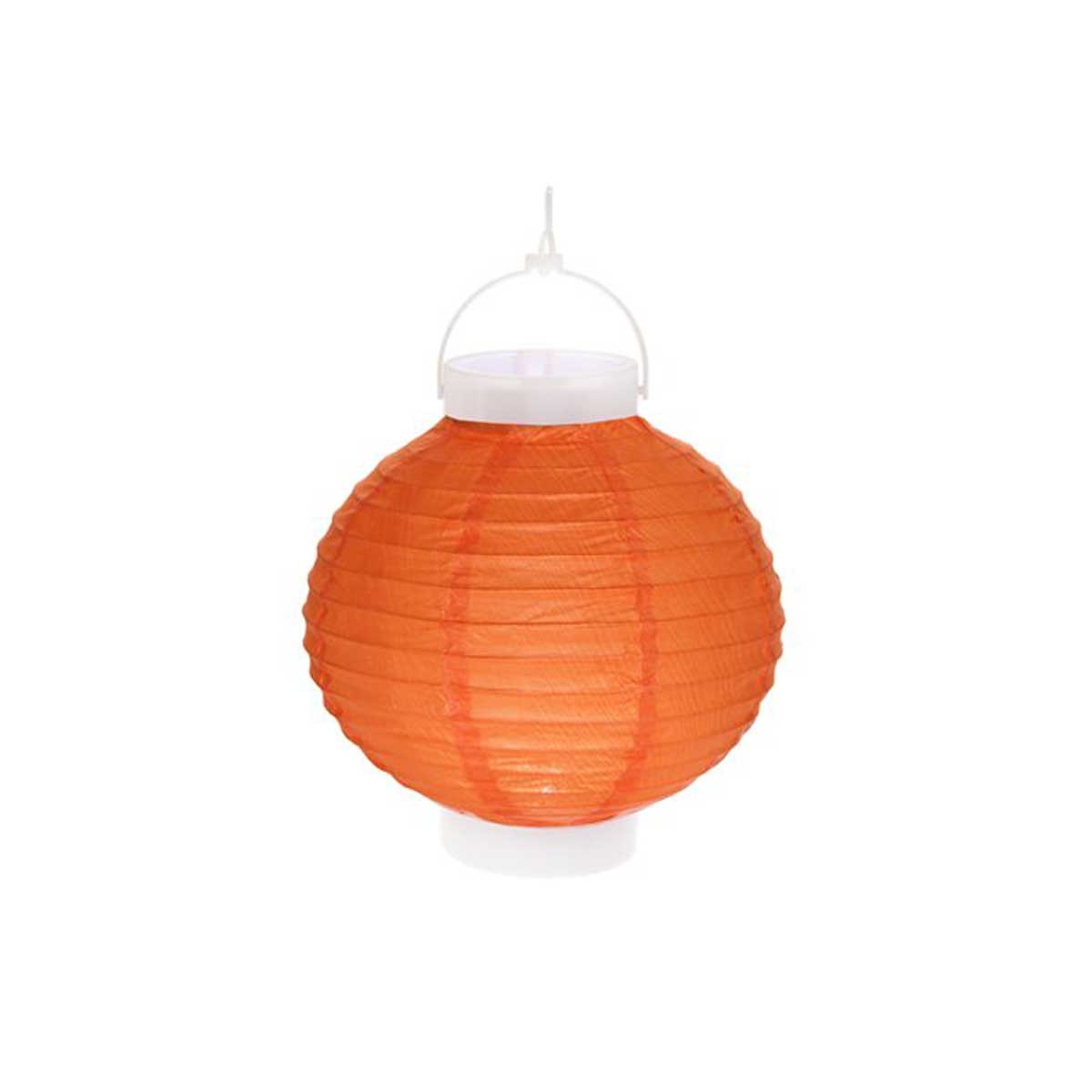 Lampion Led Orange