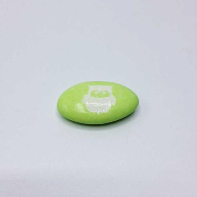 Dragées Hiboux 250 g vert