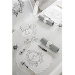 Sets de table just married
