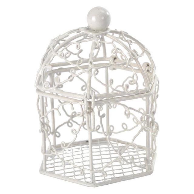 x2 contenant dragées en cage