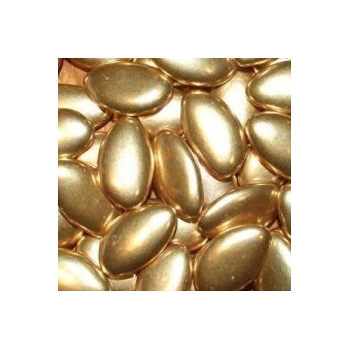 1 kg DRAGEES OR - CHOCOLAT