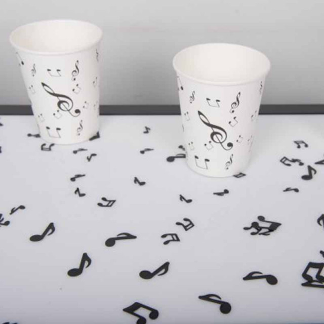 Confettis Musique x100 (18gr)
