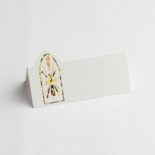 communion-marque place-baptême-vitrail