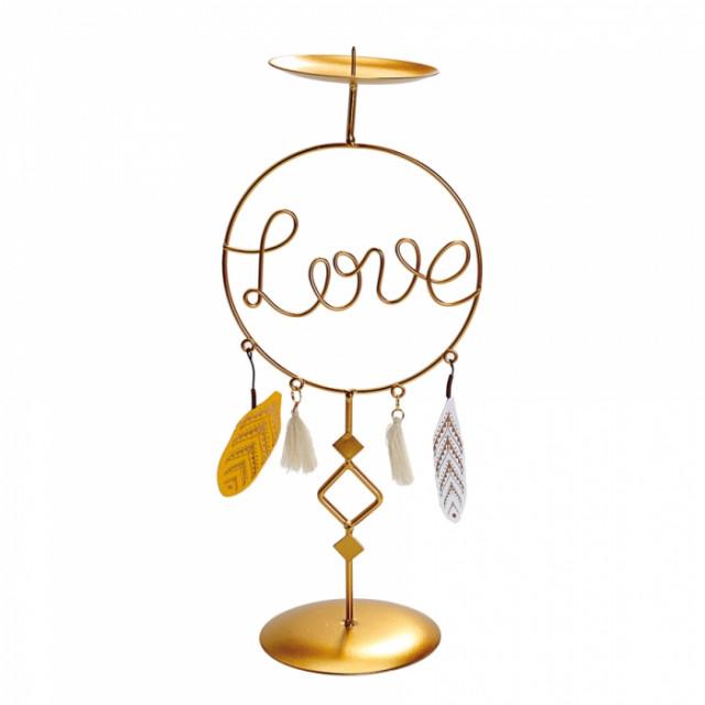 bougeoir-attrape rêve-centre table mariage