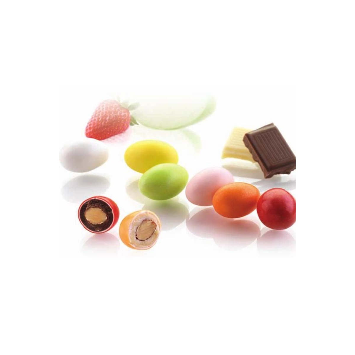 1kg Dragées Multifruits