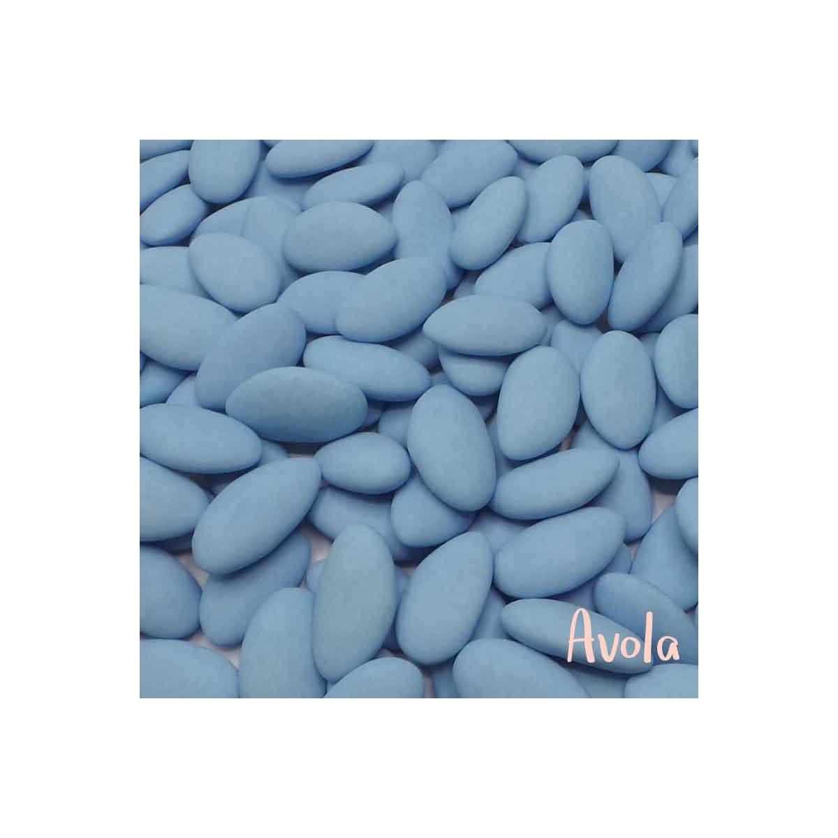 1kg Dragées Pécou Avola Extra - Bleu