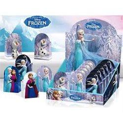 Contenant dragées Reine des neiges x 6