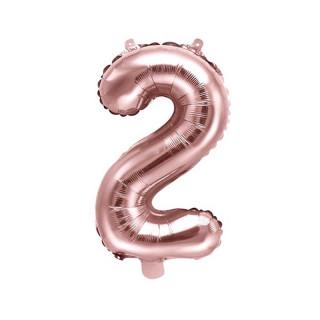 ballon-chiffre-2-ans-rose-gold