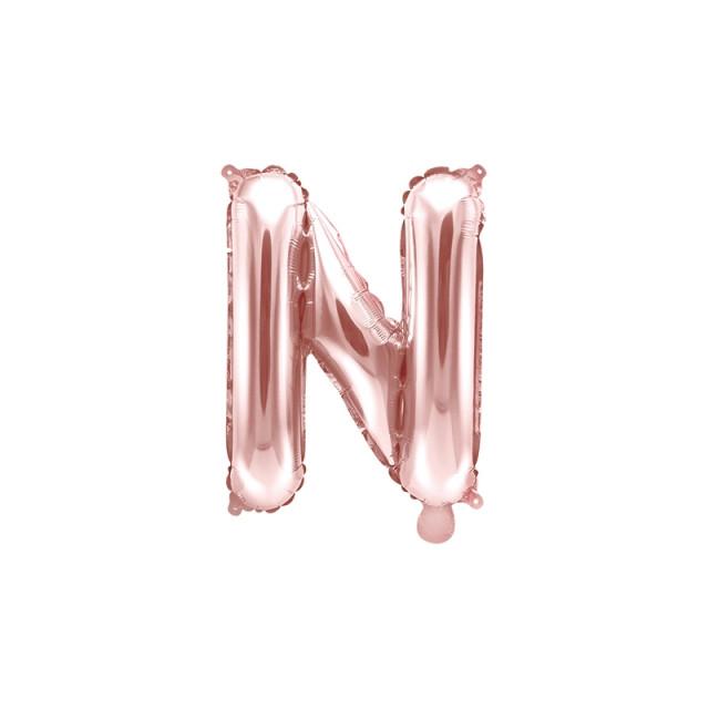 ballon-lettre-N