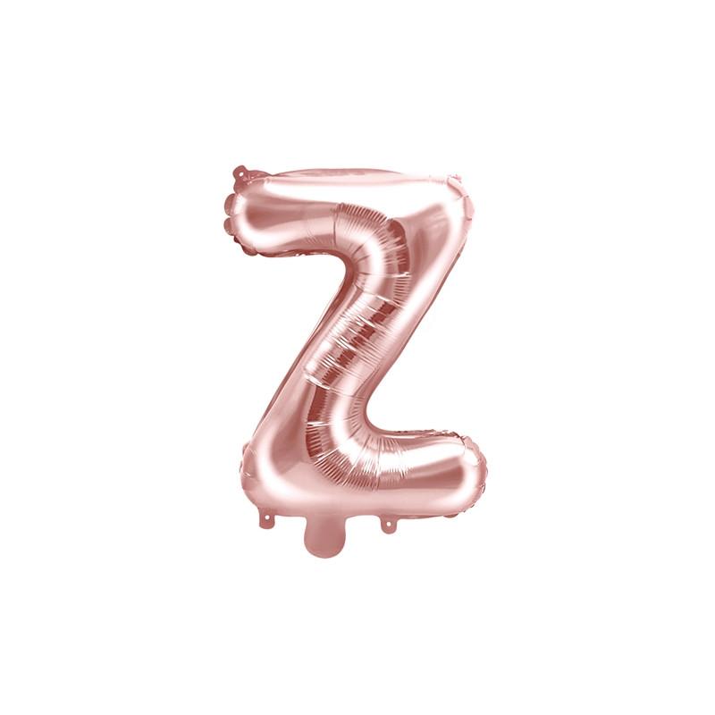 ballon-lettre-z