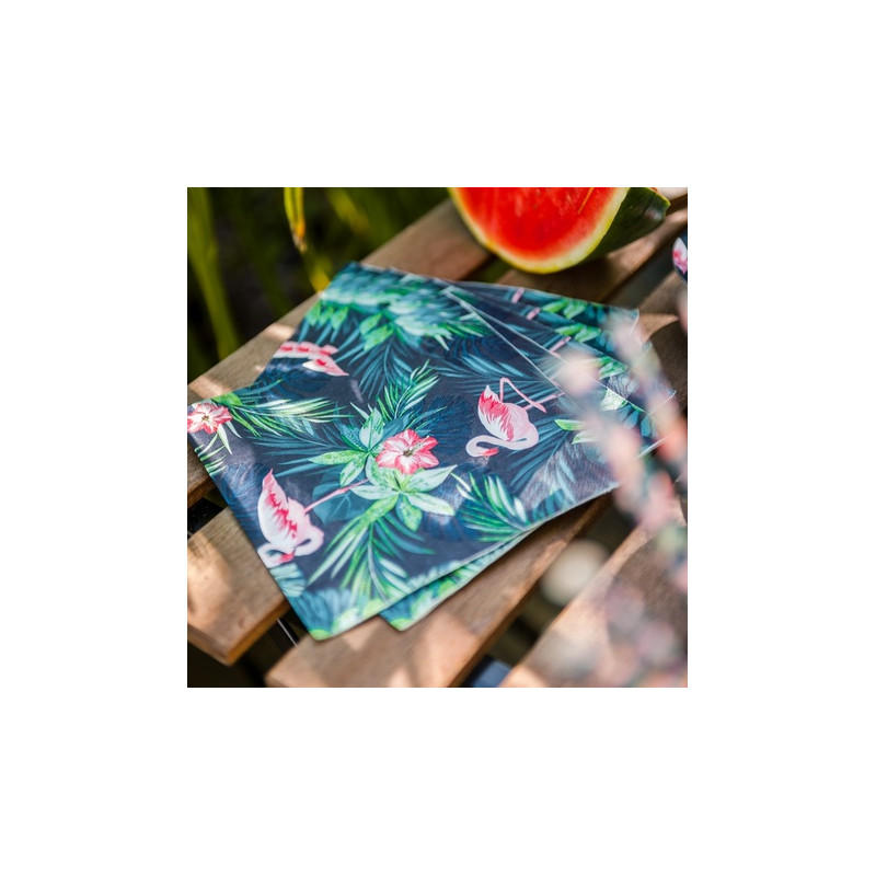 serviette-papier-tropical