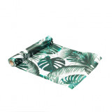 chemin-table-tropical