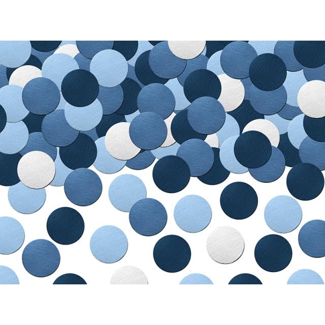 confetti-table-bleu