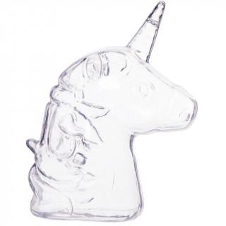 contenant-dragees-licorne-transparent