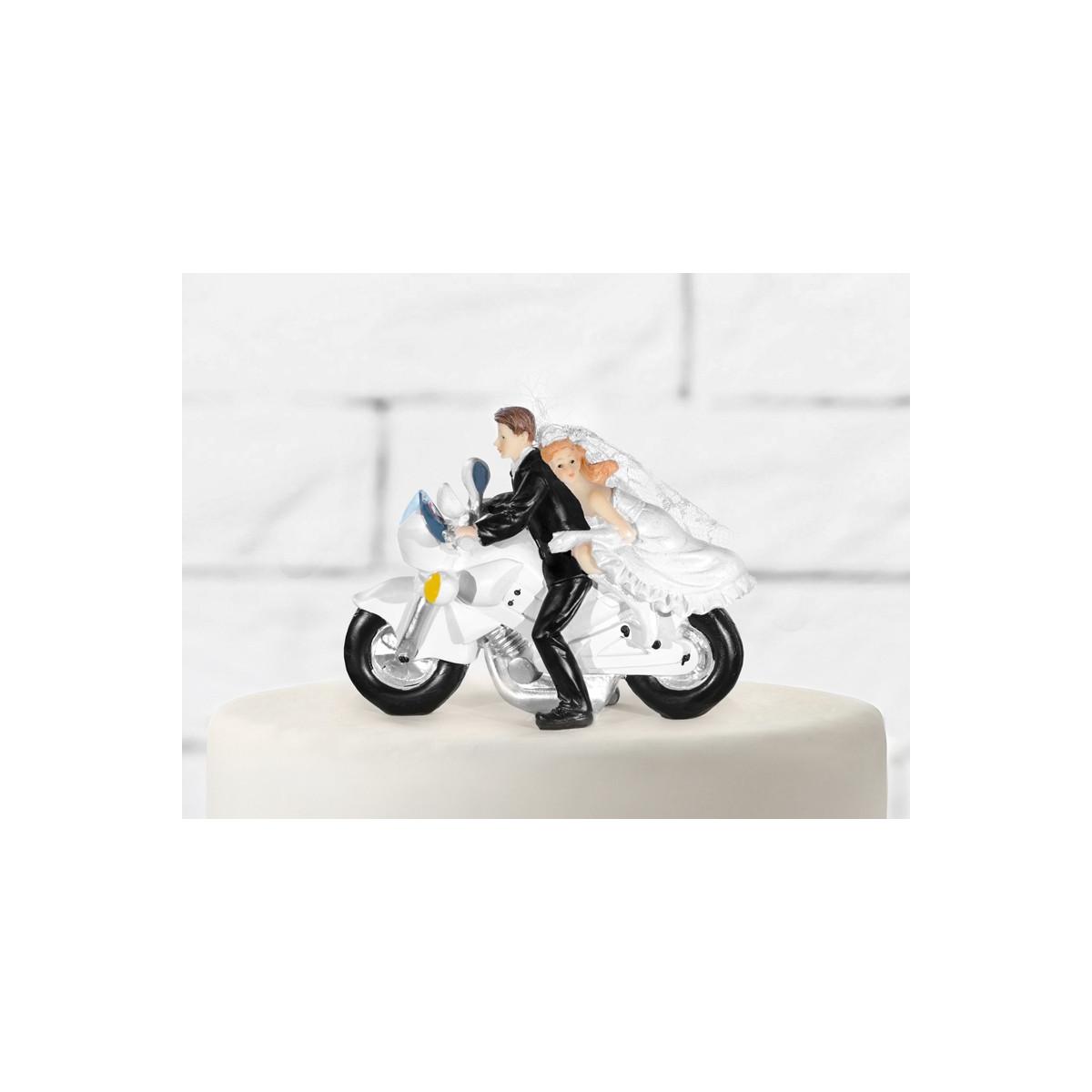 figurine-mariage-moto