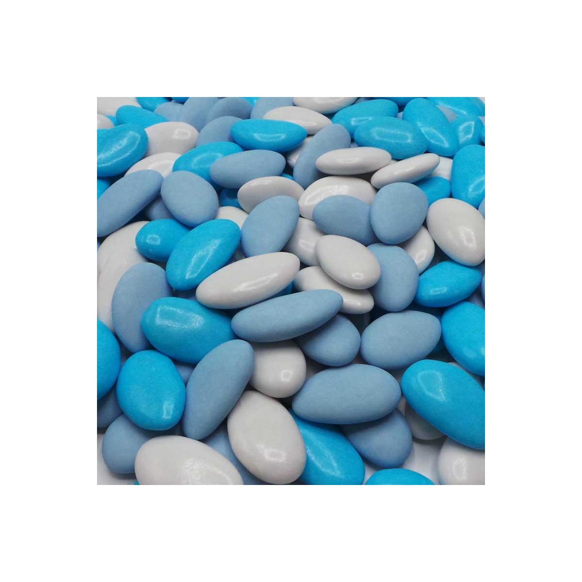 1kg Dragées Avola Extra Variation - Bleu