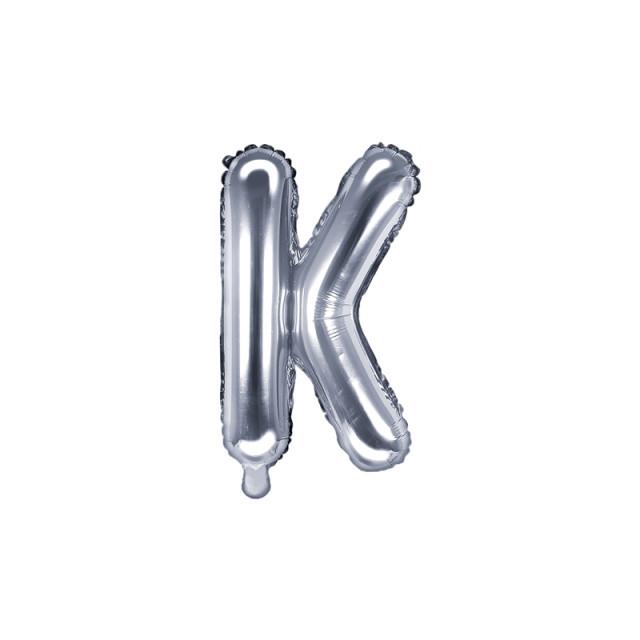 Ballon Lettre K Mylar