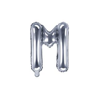 Ballon Lettre M Mylar