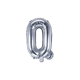 Ballon Lettre Q Mylar