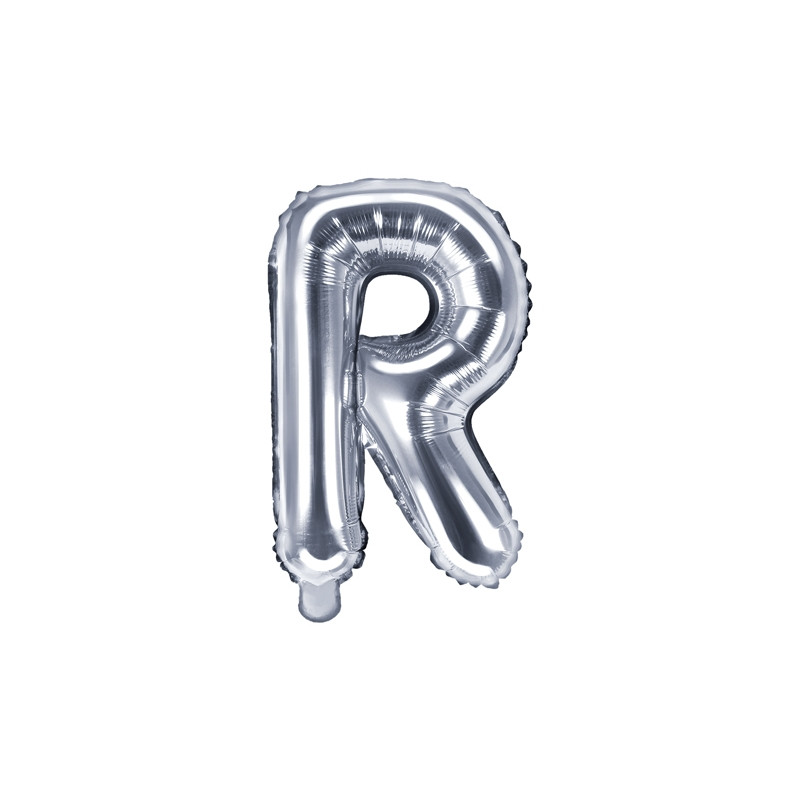 Ballon Lettre R Mylar
