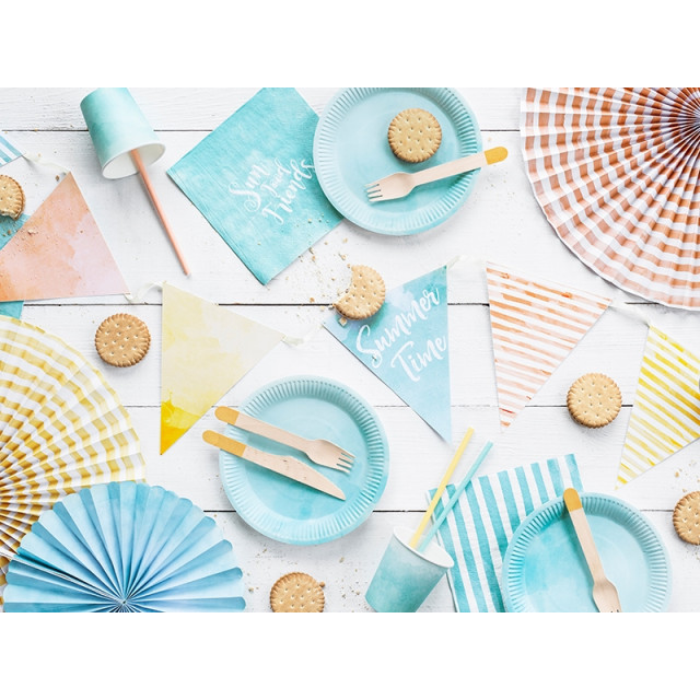 Assiettes Summer