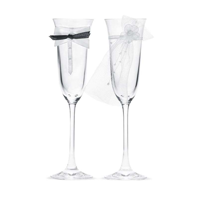 Flûtes Champagne Mariage