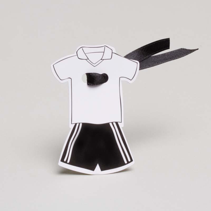 x12 Etiquettes Maillot de Football
