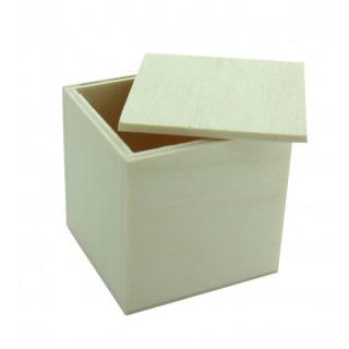 Cube en bois x1
