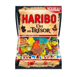x1 Sachet Haribo L'ile au trésor
