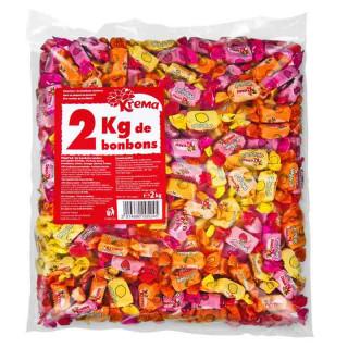 2kg Bonbons Krema Regal'ad