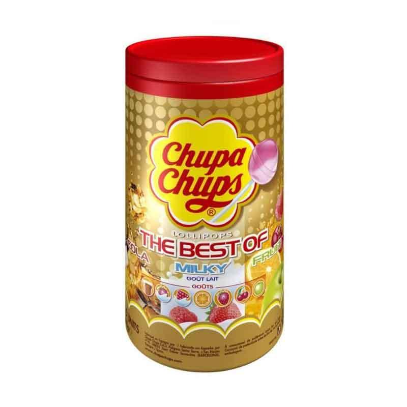 x150 Sucettes Chupas Chups Best Off