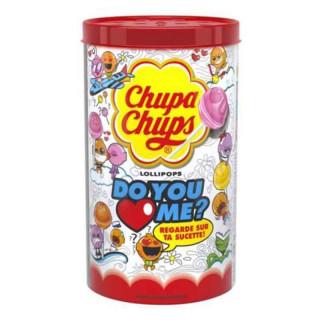 x120 Sucettes Chupas Chups Do You Love Me