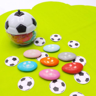 Dragées Ballon Football - 250gr