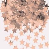 Confetti de table Etoiles Rose gold