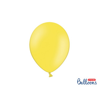 x10 Ballon de Baudruche Jaune