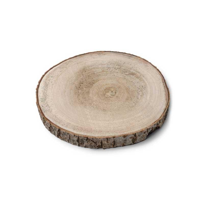 Rondin de bois 10 cm