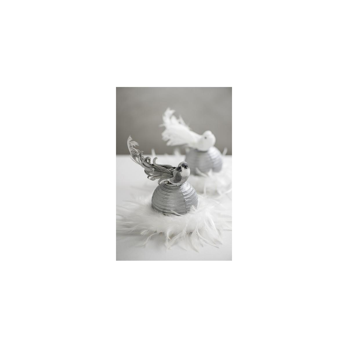 Petite Lanterne métallisée x 2