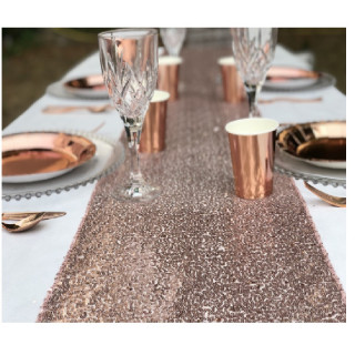 chemin-de-table-rose-gold-sequin