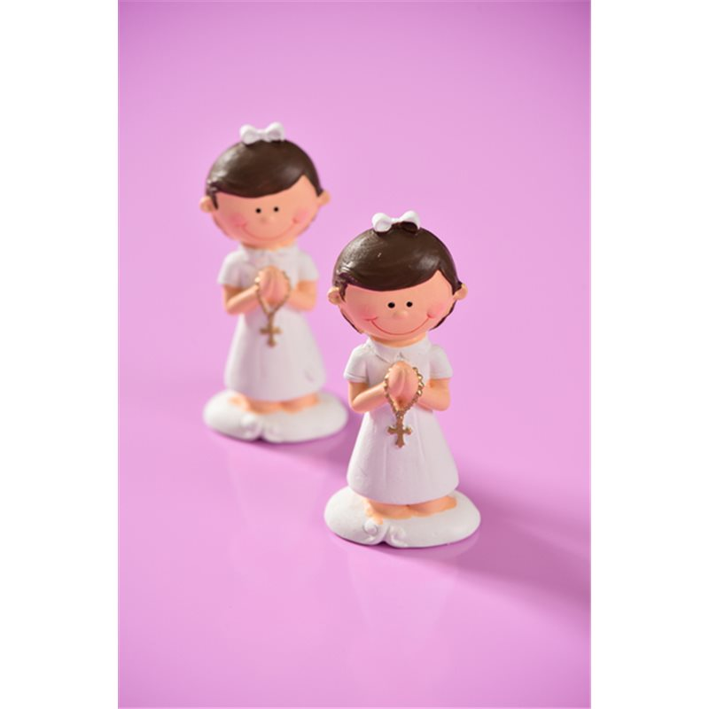 Figurine Communion Fille humour