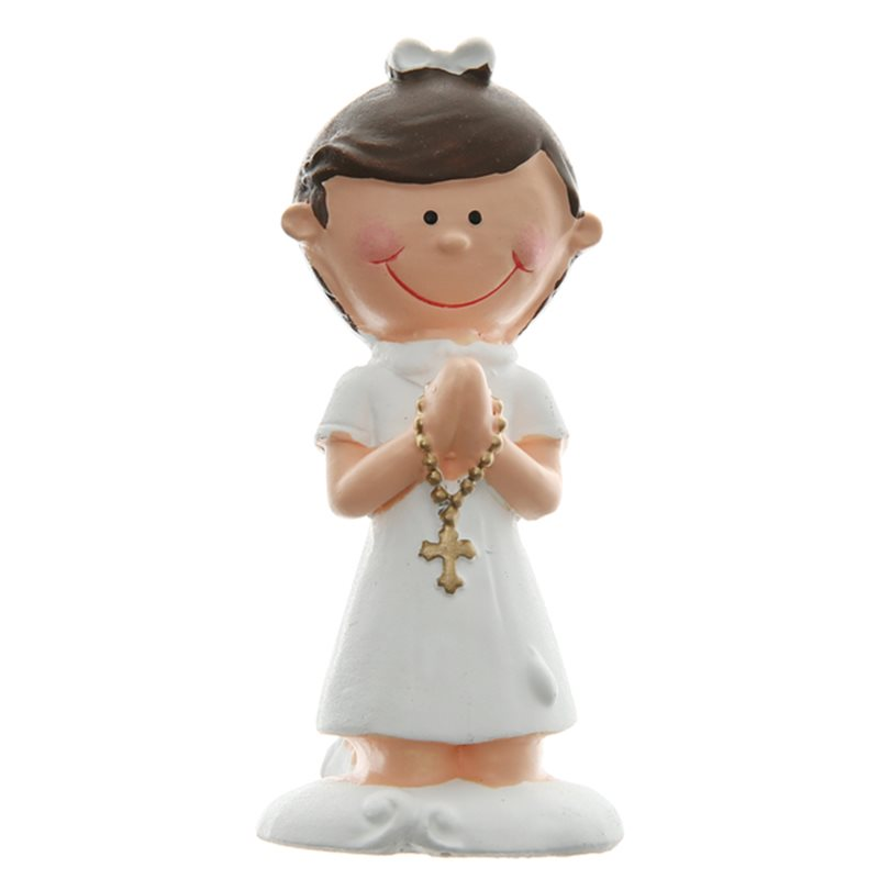 Figurine Communion Fille humour