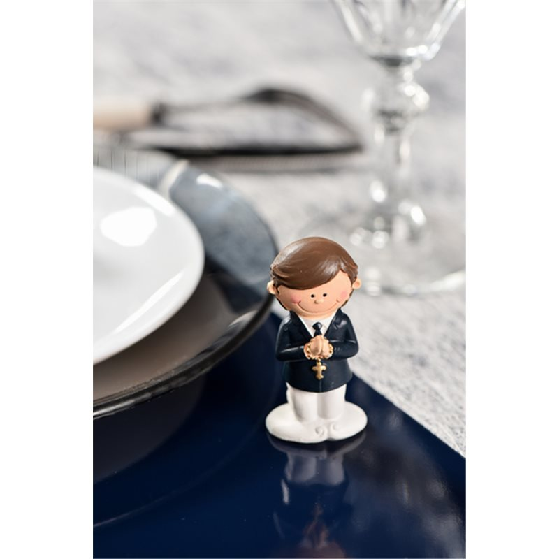 Figurine Communion Garcon Humour