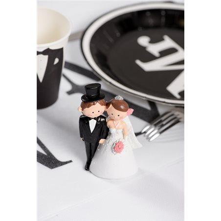 Figurine Mariage Homme Femme