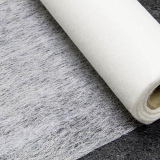 Chemin de table Blanc Intissé en rouleau 10m x 29cm