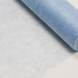 Chemin de table Bleu ciel Intissé en rouleau 10m x 29cm