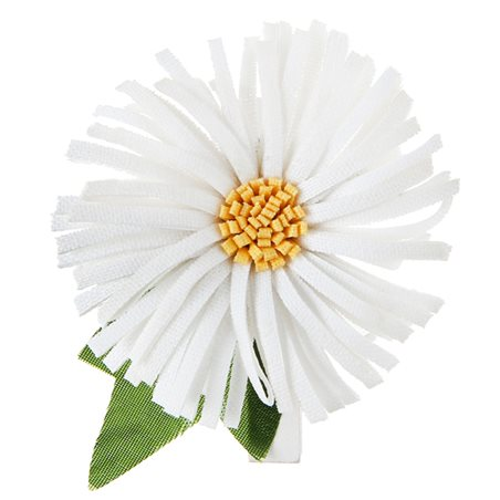 Pince décorative Marguerite x1
