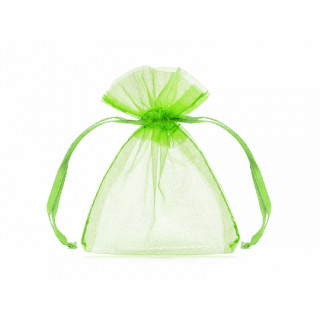 Sachet Dragée vert pomme